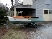 1958 Penn Yan Swift Speedboat - SOLD - image 1 of 2 13 ft