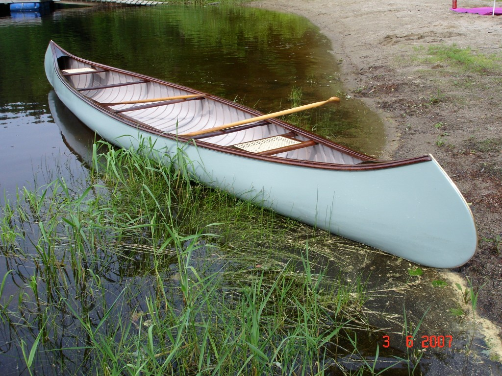 antique canoes for sale