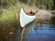 "1922 Old Town ""Ideal"" Canoe - image 1 of 2"