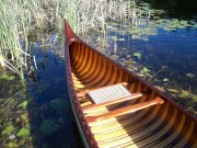 "1922 Old Town ""Ideal"" Canoe - image 2 of 2"
